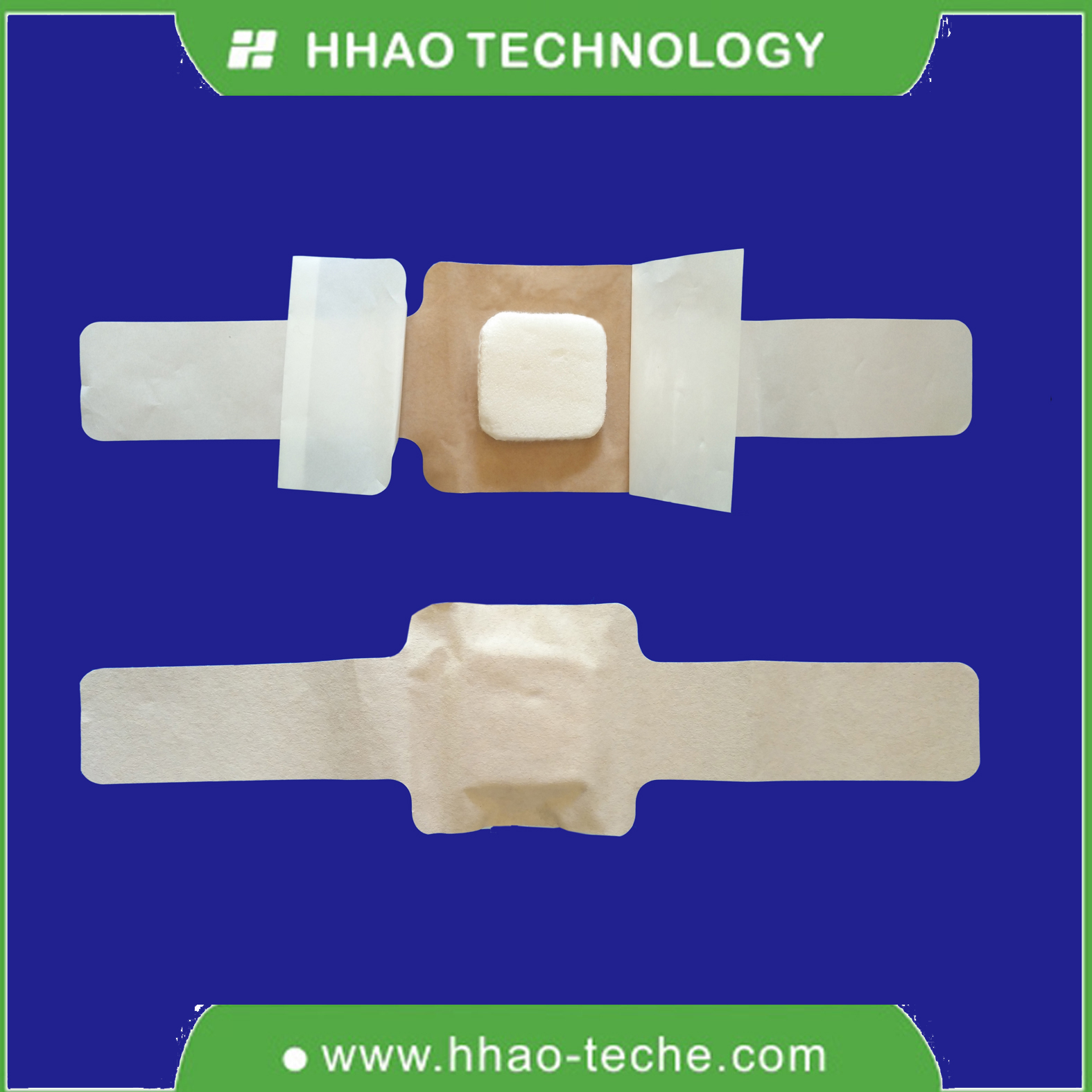 Hemostatic Pad for Femoral Artery with Gelatin Sponge