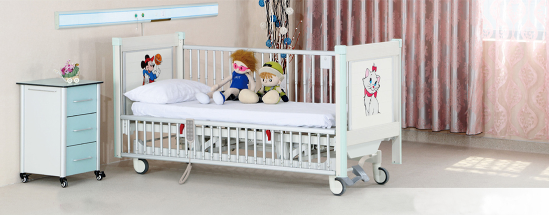 Electric Pediatric Bed