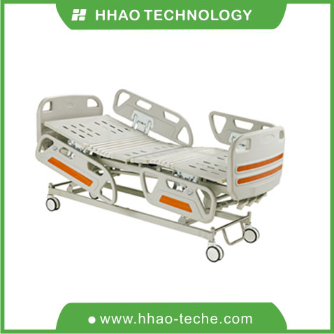 Three Crank Hospital Bed