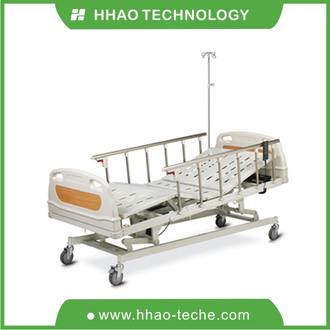 Five function electric bed /  aluminum siderail