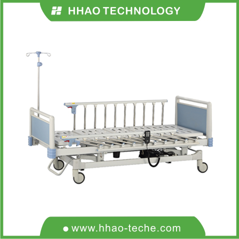 Three motors child bed