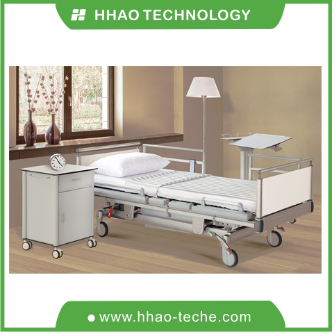 Luxury Five-function Electric hospital Bed