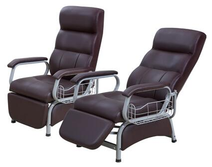 Luxury Manual Blood Donor Chair / Infusion chair