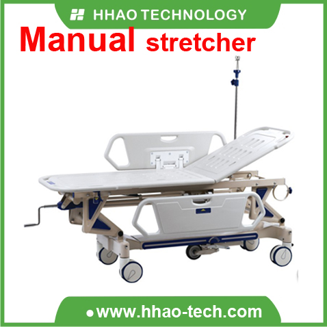 Manual Stretcher Trolley