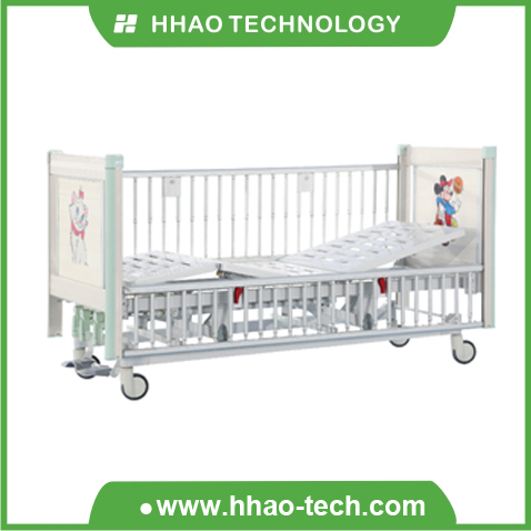 Three Crank Child Bed / Three Crank Pediatric Bed