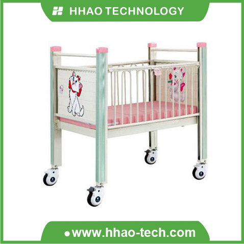 Flat child bed