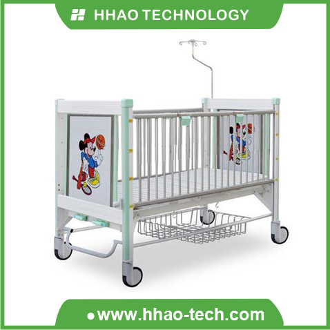Two Funtion Manual Pediatric Bed