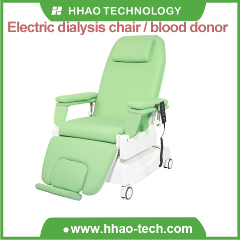 HO-S12 Electric dialysis chair / electric blood donor chair