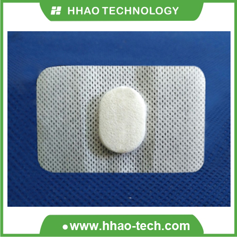 Hemostatic pressure bandage  for dialysis