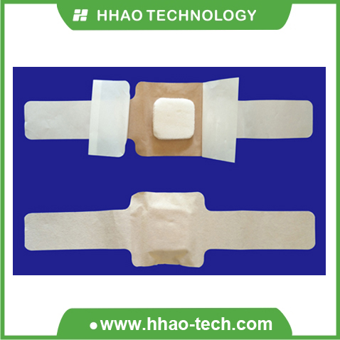 Hemostatic Pad for Radial Artery with Gelatin Sponge