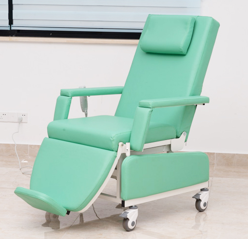 Electric Dialysis Chair for dialysis center
