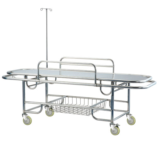 MRI Compatible Stretcher,Non-magnetic stretcher
